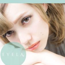 まつ毛エクステ専門店EYELA所属の大川佳奈