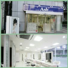 Ash 橋本店所属の大貫広明