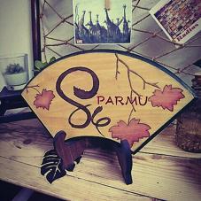 Parmu8/4所属の金子舞