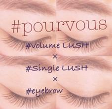 nail &eyelash pourvous所属のpourvousかわせ