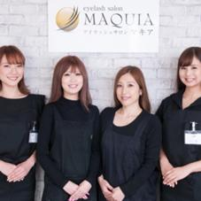 MAQUIA松本店所属のMAQUIA松本店