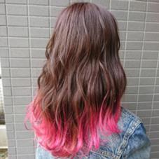 hair design PAUL所属の松本尚弥