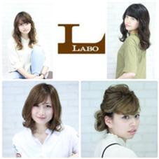 LABO HAIR所属のラボヘアー