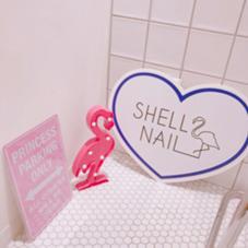 SHELL NAIL 所属のSHELLNAIL