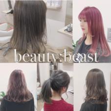 beauty:beast 大名店所属のbeauty:beast 大名店