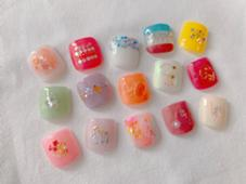 nailatelier kiito所属のnishiokaayumi