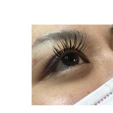 eyelash salon HANAHOU所属のNATSU