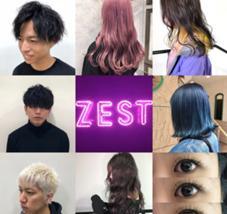 ZEST吉祥寺店所属の古賀陸斗