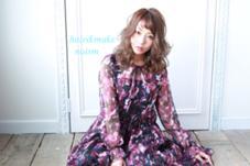 hair&makeNOISM〜ekahi〜所属の北野幹季