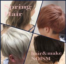 hair&makeNOISM-ekolu-所属の新井洸太