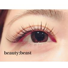 beauty:beast 並木通り店所属のbeauty:beast Eyelash