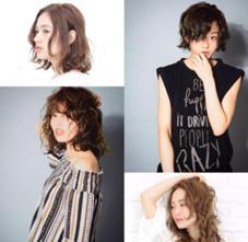 hair&makeEARTH所属の福富由希