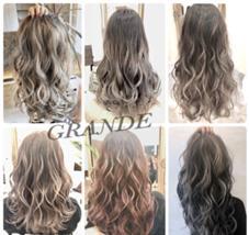 Hair Salon GRANDE所属の金子礼羅