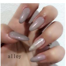 alloy所属のalloynail