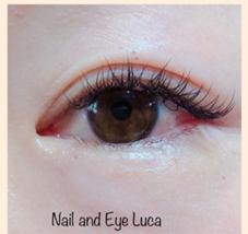Nail and Eye Luca所属の藤本有香