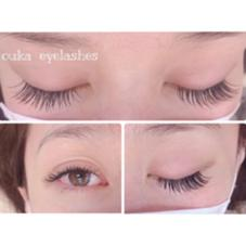 ouka eyelashes所属のeyelistwaka