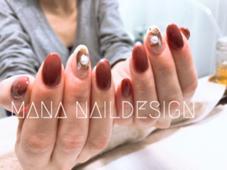 mananaildesign所属のmana nailDesign