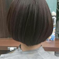 assur'e hair 一番町店所属の佐藤 結穂