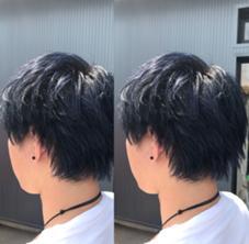 Hair-Base所属の鳥山朱門