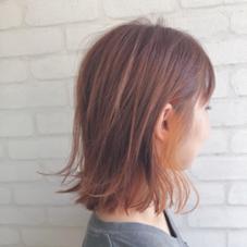 hairresortAi上野α店所属の日高礼奈