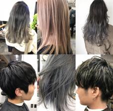 hair designverda所属の金羽木良介
