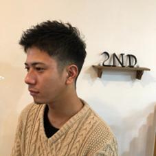 R'shair2nd所属の間仁田淳