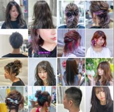 Accueillir Pur hair所属の宮  翔太