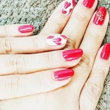 Luxe eyelash & nail 所属の Wit-Chiechie