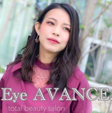 EyeAVANCE.Q'sタウン店所属の加藤明日香