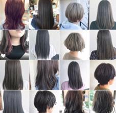 HAIR ESTE RISU 綺麗でツヤのあるヘアスタイルをご提案します。