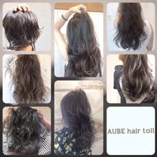 AUBE hairtoll本川越店所属の西川慶