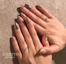 L'AJITTO nail&eyelash所属のLaChouChou