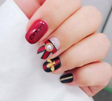 black&pink所属のネイルサロンblack&pink