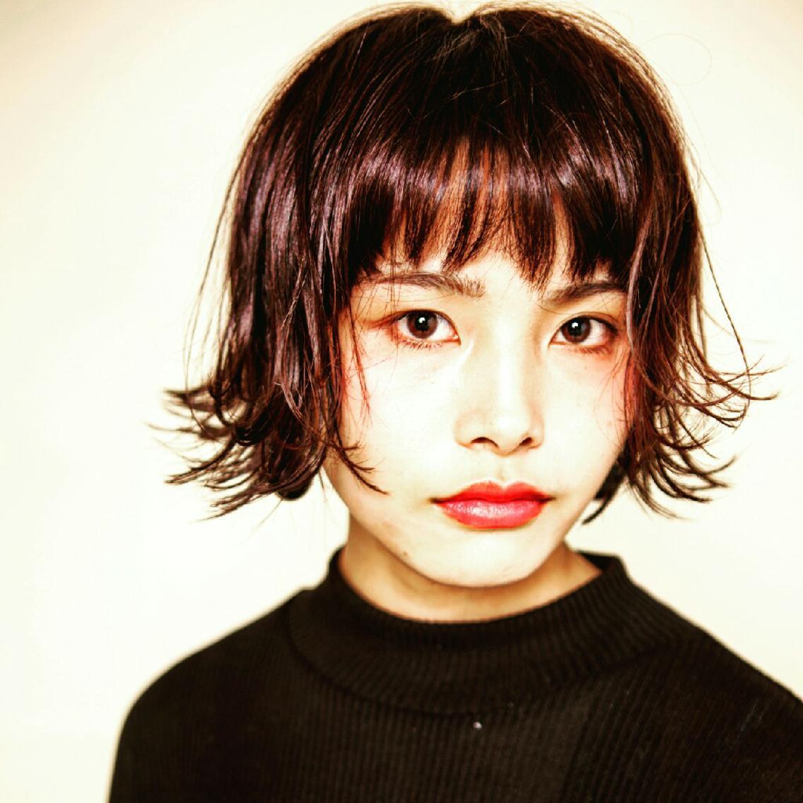 モデル*撮影モデル♪ヘアアレンジ!個室スパ♪大流行インナーカラーや前髪パーマ!など