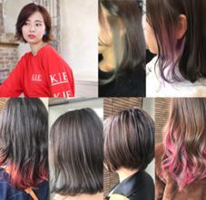 hair studio KIE./キー所属のおおいけさき