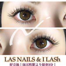 LASNAILS&ILASh所属のLASノザキ