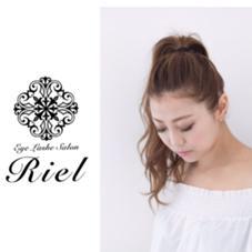 Riel所属の八橋知美