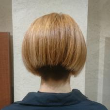 hair make mozami所属の梶ヶ野ゆうり