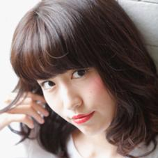 hair salon M.plus所属の横田彩乃