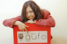 hair salon gufo所属の鈴木英治