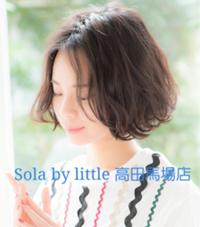 Sola by little所属の本田駿弥