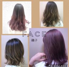 FACE磯子店所属の上田果奈