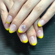 GON Nail/ゴンネイル所属の興野香