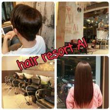 Hair resort  Ai所属の梶原実愛