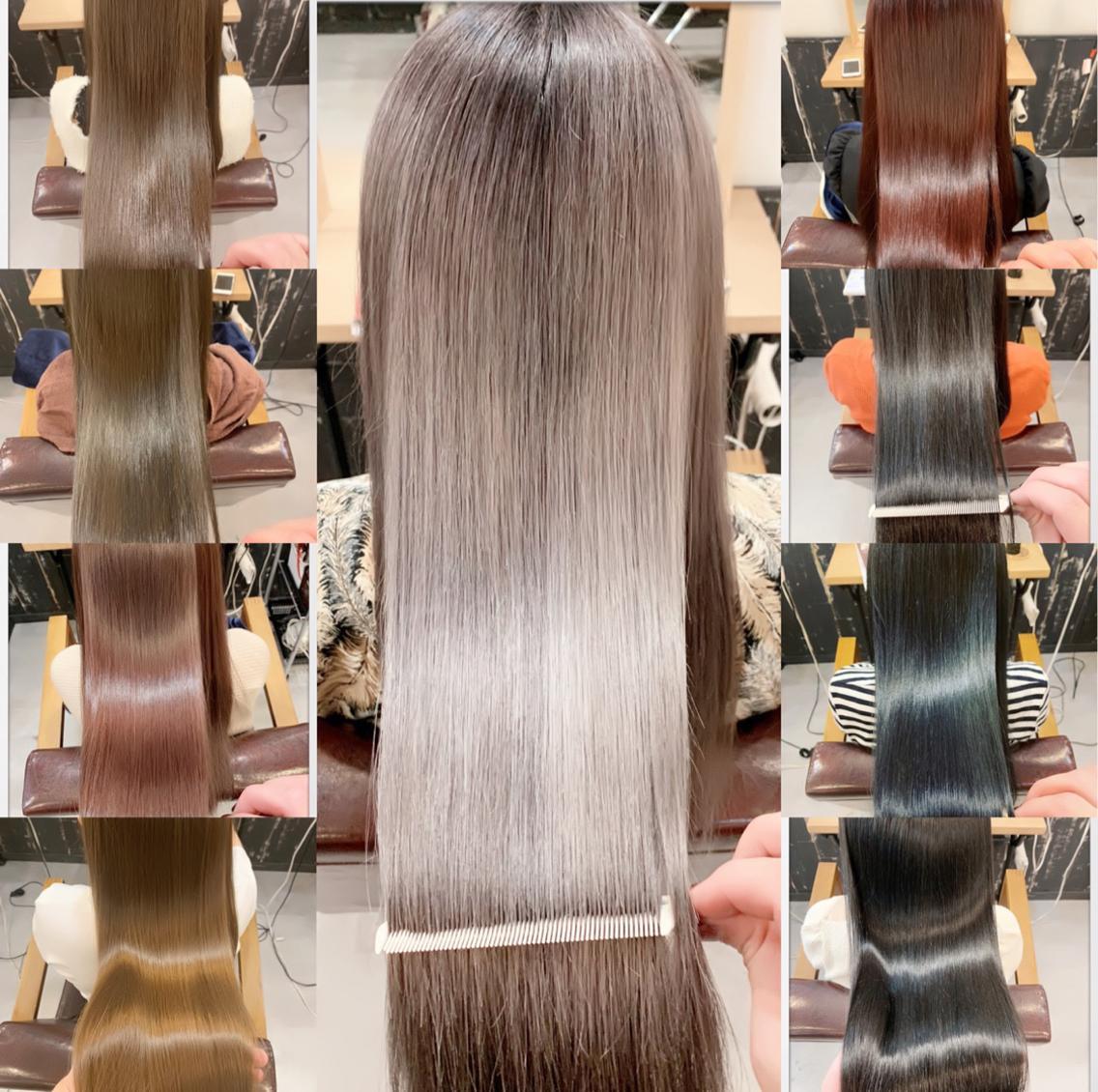 ✨髪質改善✨3/29New open‼️✨業界最高峰ダメージ95%off‼️✨Rイルミナ×Rストレート×TOKIO❤️✨ ✨❤️完全マンツーマンで髪質改善❤️✨