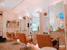 Hair Lounge korko所属の小林美奈子
