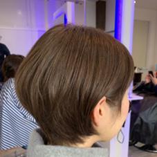 Hair...DiA所属の齊藤陽子