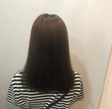 justhairCiNQ所属の堀幸代