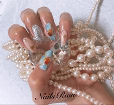 NailsprivatesalonR[アール]所属のNailistAya