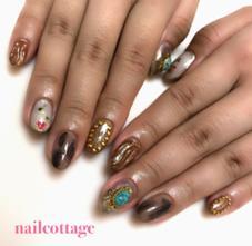 nail cottage所属の太田皓子